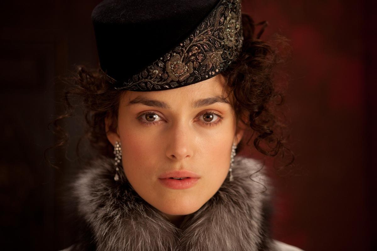 Anna Karenina Pariser Eleganz Statt Russischer Folklore Fashion