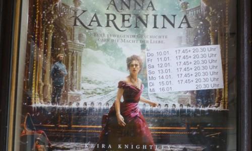 Anna Karenina – Pariser Eleganz statt russischer Folklore