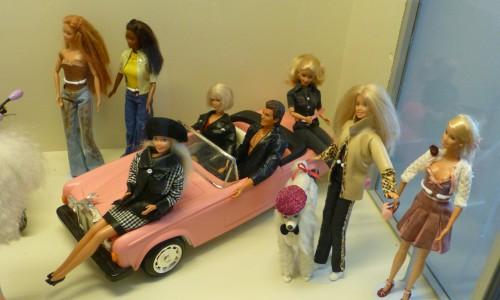 Barbie mehrdimensional?