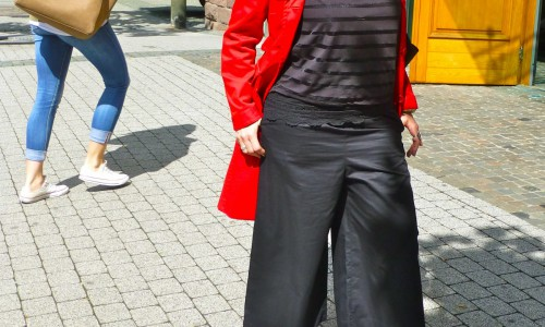 Die weibliche Culotte