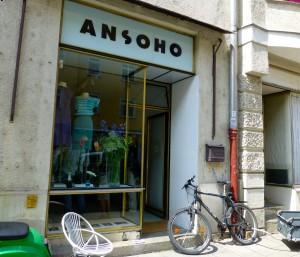 AnSoHo-Laden in der Dreimühlenstraße 24