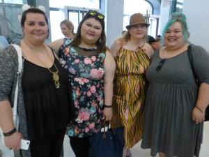 Bloggerinnen.  Foto © Rose Wagner