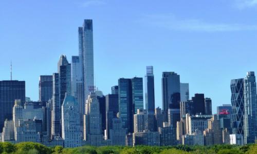 New York, New York. Nach New York!
