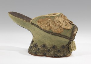 Chopine, 1550–1650. Foto © Brooklyn Museum, Lea Ingold und Lolly Koon