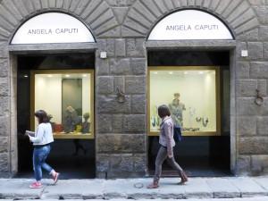 Geschäftsräume von Angela Caputi