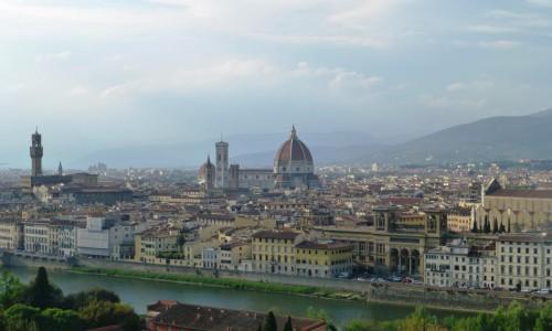 Modestadt Florenz