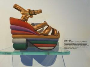 """Modell """"Rainbow, 1938-1939, für Judy Garland"""