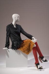 Prada, Mailand, 2007, Wolle, Plastik und Fleece. Foto © Fashion Institute of Technology