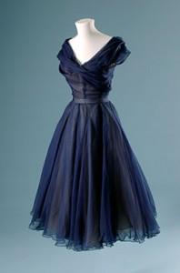 Dior, Paris, ca. 1950. © Fashion Institute of Technology