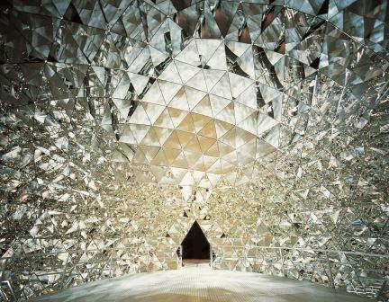 Kristalldom, 2006. Foto © Swarovski