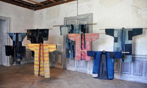 Der transzendierende Kimono