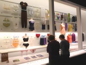 Ausstellungseinheit 1947 – 1967.  Foto © Rose Wagner