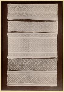 Handgewebte Bänder, Smolensk, ca. 1893-1894. Foto © Digitale Sammlung  New York Public Library