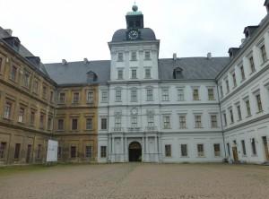 Schloss Neu-Augustusburg. Foto © Rose Wagner