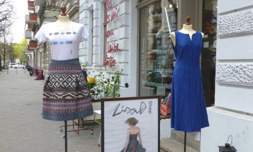 Die Mode-Melange der Elisabeth Prantner