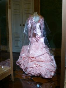 Christian Lacroix, Hochzeitskleid, 1987