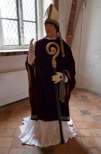 Nachbildung des Ornats von Bischof Stephan Bodecker, gest. 1459. Foto © Rose Wagner