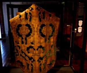 Kasel in Drittverwendung, Gewandstoff Italien, um 1440. Foto © Rose Wagner