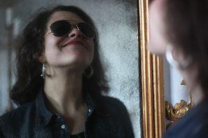 Nora Gomringer. Narzissmus. Foto © Judith Kinitz