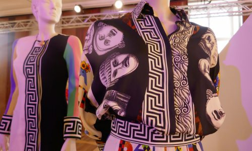 Versace-Vintage im Kronprinzenpalais