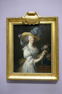 "Marie Louise Élisabeth Vigée-Lebrun ""Marie-Antoinette en chemise"", 1783, Hessische Hausstiftung, Kronberg im Taunus. Foto © Rose Wagner"