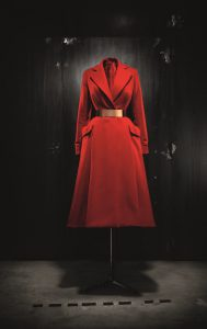 Raf Simons, Herbst/Winter 2012. Foto © Laziz Hamani / Dior Héritage collection, Paris