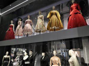 Dior-Modelle für britische Kundinnen, 1947 – 1957. Foto © Rose Wagner
