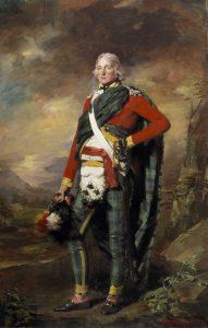 """Trews waren schon im 18. Jahrhundert verbreitet, wie dieses Ölgemälde von Henry Raeburn zeigt, das zwischen 1794-1799 entstand: """"Sir John Sinclair, 1st Bart of Ulbster"""". © National Galleries of Scotland: www.nationalgalleries.org/art-and-artists/5335/sir-john-sinclair-1st-bart-ulbster-1754-1835"""